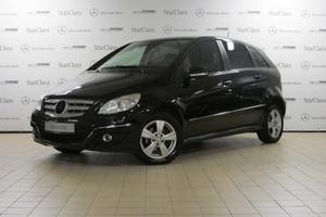 Авто Mercedes-Benz B-Класс, 2011 года выпуска, цена 625 000 руб., Санкт-Петербург