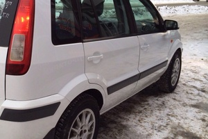 Подержанный автомобиль Ford Fusion, хорошее состояние, 2008 года выпуска, цена 268 000 руб., Челябинск