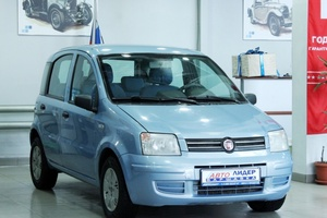 Авто Fiat Panda, 2009 года выпуска, цена 222 000 руб., Москва