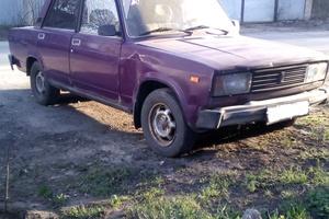 Подержанный автомобиль ВАЗ (Lada) 2105, среднее состояние, 2002 года выпуска, цена 35 000 руб., Пушкино