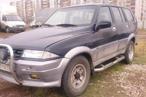 Автомобиль SsangYong Musso, хорошее состояние, 1994 года выпуска, цена 180 000 руб., Ульяновск