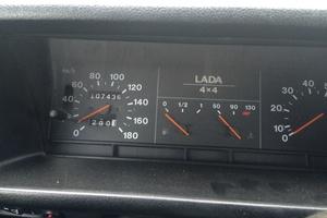 Подержанный автомобиль ВАЗ (Lada) 4x4, отличное состояние, 2009 года выпуска, цена 350 000 руб., Челябинск
