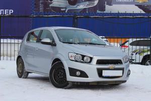 Подержанный автомобиль Chevrolet Aveo, отличное состояние, 2013 года выпуска, цена 499 000 руб., Челябинск