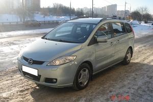 Авто Mazda 5, 2007 года выпуска, цена 405 000 руб., Москва