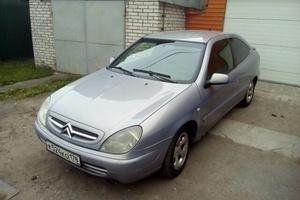 Автомобиль Citroen Xsara, среднее состояние, 2000 года выпуска, цена 115 000 руб., Санкт-Петербург