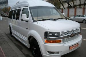 Подержанный автомобиль Chevrolet Express, отличное состояние, 2011 года выпуска, цена 2 670 000 руб., Москва