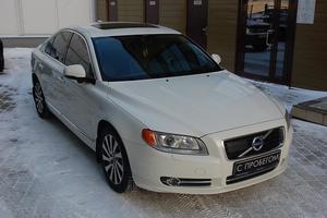 Авто Volvo S80, 2012 года выпуска, цена 1 248 000 руб., Санкт-Петербург
