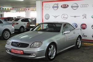 Авто Mercedes-Benz SLK-Класс, 2000 года выпуска, цена 440 000 руб., Москва