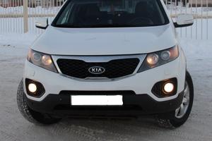 Подержанный автомобиль Kia Sorento, отличное состояние, 2010 года выпуска, цена 1 020 000 руб., Наро-Фоминск