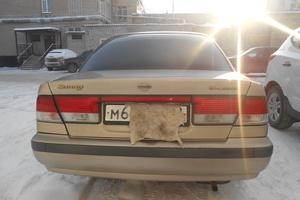 Автомобиль Nissan Sunny, хорошее состояние, 2001 года выпуска, цена 149 000 руб., Копейск