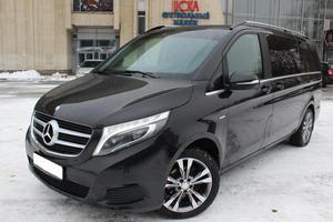 Авто Mercedes-Benz V-Класс, 2015 года выпуска, цена 3 599 000 руб., Москва