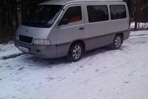 Автомобиль SsangYong Istana, хорошее состояние, 2000 года выпуска, цена 299 000 руб., Саяногорск