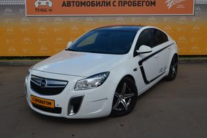 Авто Opel Insignia, 2011 года выпуска, цена 922 900 руб., Москва