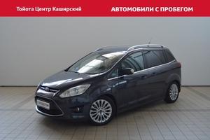 Авто Ford C-Max, 2010 года выпуска, цена 575 000 руб., Москва