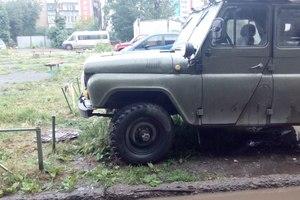 Подержанный автомобиль УАЗ 3151, хорошее состояние, 1992 года выпуска, цена 85 000 руб., Челябинск