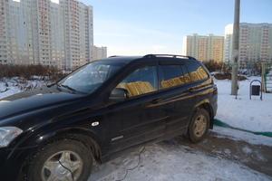 Подержанный автомобиль SsangYong Kyron, хорошее состояние, 2008 года выпуска, цена 565 000 руб., Подольск