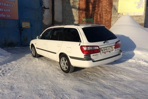 Автомобиль Mazda Capella, хорошее состояние, 2000 года выпуска, цена 180 000 руб., Екатеринбург