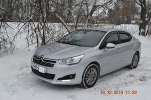 Подержанный автомобиль Citroen C4, отличное состояние, 2014 года выпуска, цена 790 000 руб., Пушкино