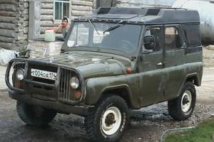 Подержанный автомобиль УАЗ 3151, хорошее состояние, 1993 года выпуска, цена 125 000 руб., Верхний Уфалей