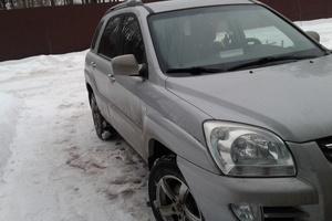 Автомобиль Kia Sportage, хорошее состояние, 2007 года выпуска, цена 650 000 руб., Серпухов