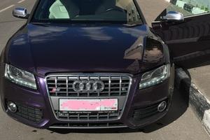 Автомобиль Audi S5, хорошее состояние, 2010 года выпуска, цена 1 900 000 руб., Москва