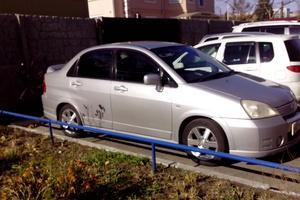Автомобиль Suzuki Aerio, хорошее состояние, 2005 года выпуска, цена 275 000 руб., Благовещенск