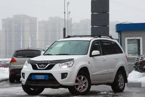 Авто Chery Tiggo, 2014 года выпуска, цена 519 000 руб., Санкт-Петербург