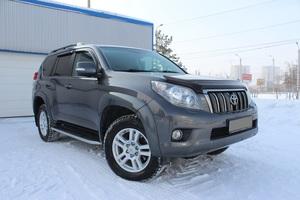 Автомобиль Toyota Land Cruiser Prado, отличное состояние, 2012 года выпуска, цена 1 989 000 руб., Челябинск