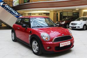 Авто Mini One, 2012 года выпуска, цена 649 000 руб., Москва