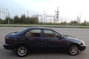 Автомобиль Nissan Pulsar, хорошее состояние, 1999 года выпуска, цена 179 000 руб., Тверь
