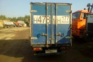 Автомобиль Hyundai Porter, хорошее состояние, 2006 года выпуска, цена 205 000 руб., Москва