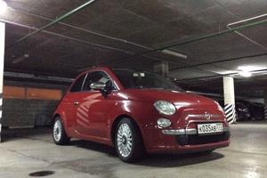 Автомобиль Fiat 500, отличное состояние, 2009 года выпуска, цена 400 000 руб., Москва