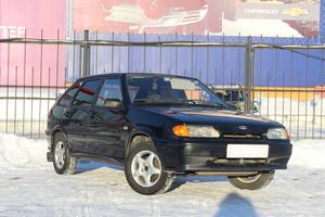 Подержанный автомобиль ВАЗ (Lada) 2114, отличное состояние, 2012 года выпуска, цена 204 000 руб., Челябинск