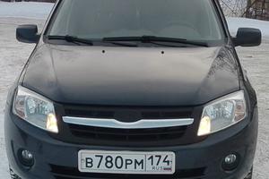 Подержанный автомобиль ВАЗ (Lada) Granta, отличное состояние, 2012 года выпуска, цена 243 000 руб., Миасс