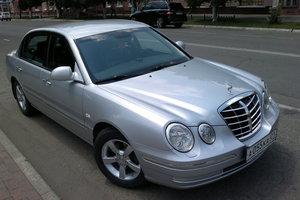 Автомобиль Kia Opirus, хорошее состояние, 2006 года выпуска, цена 460 000 руб., Майкоп