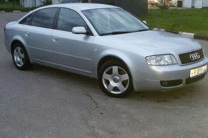 Подержанный автомобиль Audi A6, хорошее состояние, 2003 года выпуска, цена 345 000 руб., Орехово-Зуево