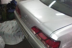 Автомобиль Toyota Cresta, битый состояние, 1999 года выпуска, цена 95 000 руб., Благовещенск