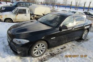 Подержанный автомобиль BMW 5 серия, плохое состояние, 2012 года выпуска, цена 850 000 руб., Ногинск