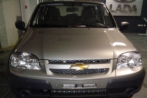 Авто Chevrolet Niva, 2016 года выпуска, цена 490 000 руб., Уфа