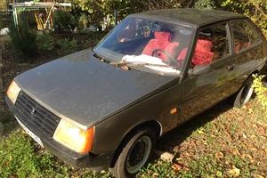 Автомобиль ЗАЗ 1102, среднее состояние, 1994 года выпуска, цена 30 000 руб., Сочи
