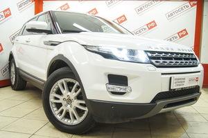 Авто Land Rover Range Rover Evoque, 2011 года выпуска, цена 1 675 000 руб., Казань