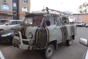 Автомобиль УАЗ 2206, отличное состояние, 2007 года выпуска, цена 360 000 руб., Ханты-Мансийск