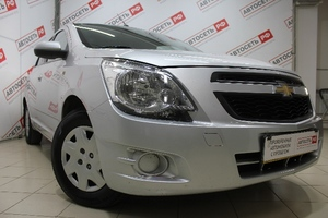Авто Chevrolet Cobalt, 2012 года выпуска, цена 349 000 руб., Казань