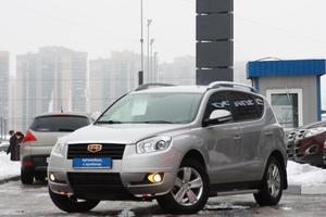 Авто Geely Emgrand, 2014 года выпуска, цена 559 000 руб., Санкт-Петербург