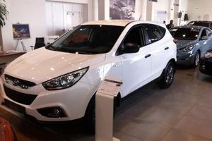 Авто Hyundai ix35, 2014 года выпуска, цена 997 000 руб., Москва
