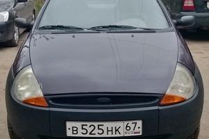 Автомобиль Ford Ka, среднее состояние, 1998 года выпуска, цена 120 000 руб., Смоленск