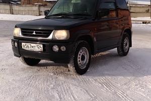 Автомобиль Mitsubishi Pajero Mini, хорошее состояние, 2008 года выпуска, цена 310 000 руб., Красноярск