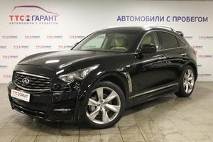 Подержанный автомобиль Infiniti FX-Series, отличное состояние, 2008 года выпуска, цена 1 006 460 руб., Казань