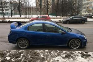 Автомобиль Dodge Neon, среднее состояние, 2004 года выпуска, цена 235 000 руб., Санкт-Петербург