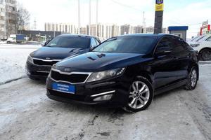 Авто Kia Optima, 2012 года выпуска, цена 880 000 руб., Санкт-Петербург